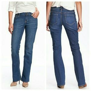 Old Navy | Original Mid Rise Straight Leg Jeans 2